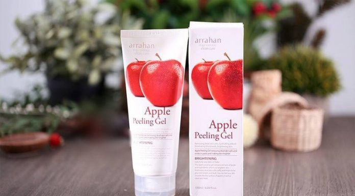 Kem Tẩy Tế Bào Chết Apple White Peeling Gel