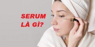 serum là gì? cách sử dụng serum