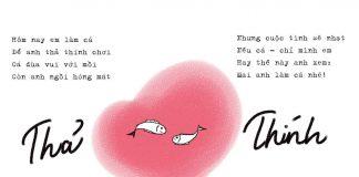thơ thả thính hay nhất thời đại