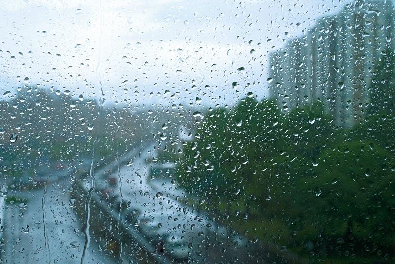 Nổi buồn và cô đọc lên tới cực độ khi trời đổ cơn mưa