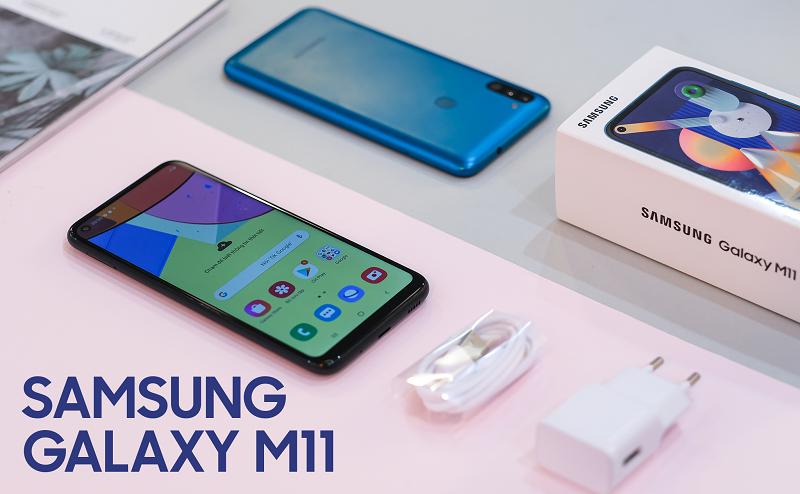 Điện thoại Samsung Galaxy M11