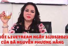 livetream của bà Nguyễn Phương Hằng